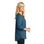 Port Authority® Ladies Concept Henley Tunic